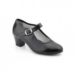 Zapatos Sevillana  Hebilla