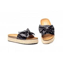 Sandalias Mujer Lazo