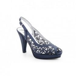 Zapatos Fiesta Mujer Cobre...