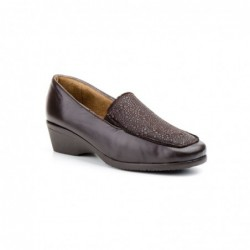 Zapatos Mujer Piel Licra...