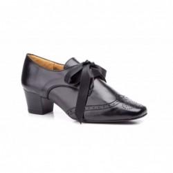 Zapatos Mujer Piel  Lazo