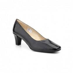 Zapatos Salón Mujer Piel...