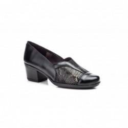 Zapatos Mujer Piel  Lycra