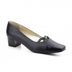 Zapatos Mujer Tacón Piel...