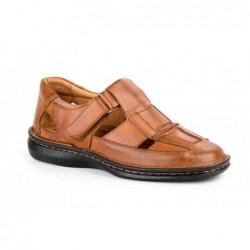 Zapatos Hombre Piel Suela...