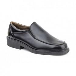 Zapatos Hombre Piel  Elásticos
