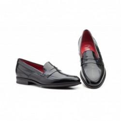 Zapatos Hombre Piel  Antifaz