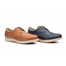 Zapatos para hombre de piel