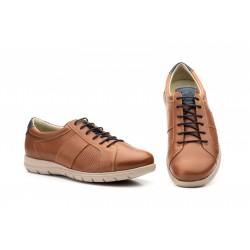 Zapatos hombre de piel napa