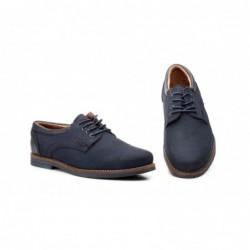 Zapatos Hombre Piel Nobuck...